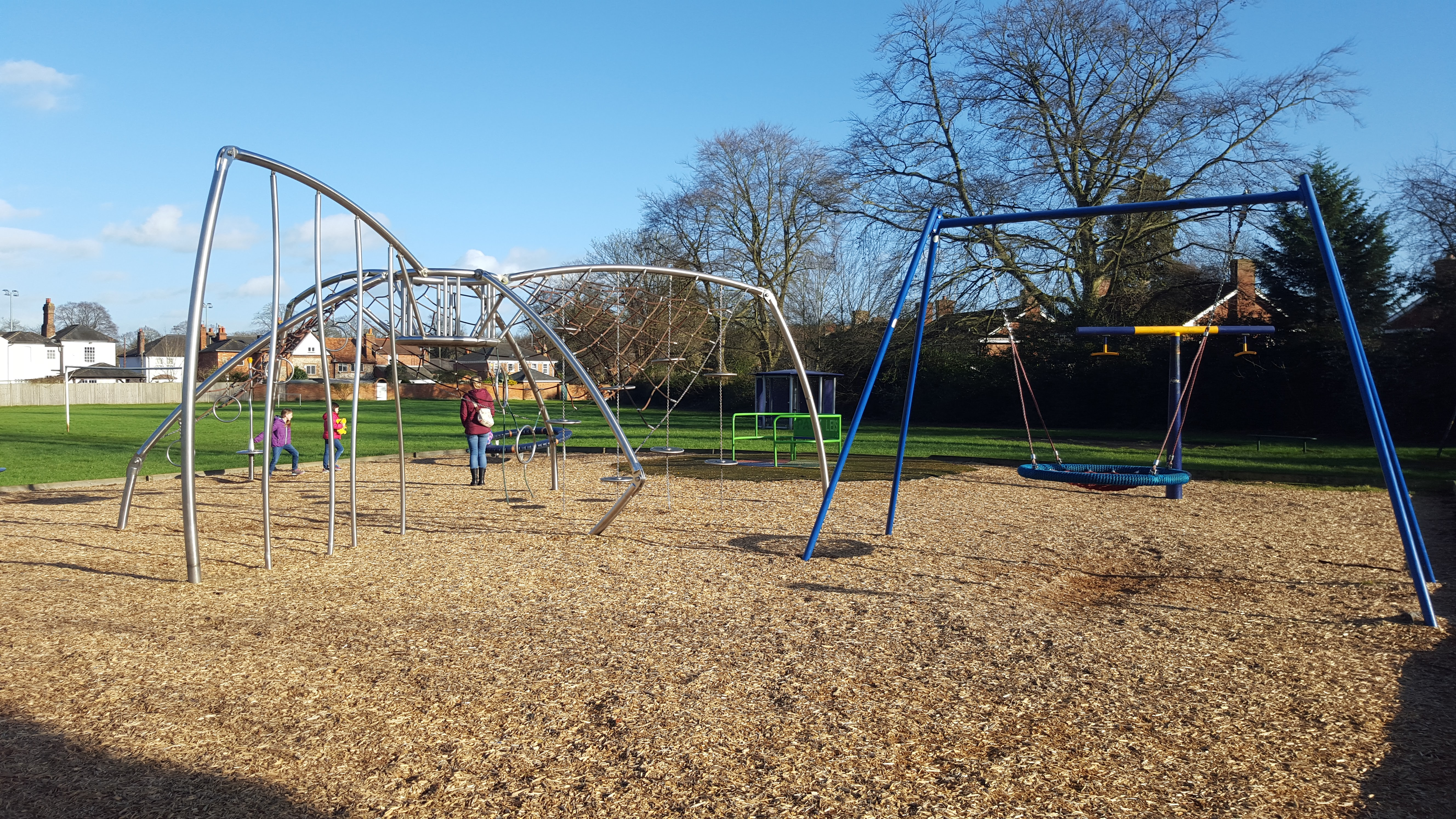 Freemans Meadow Play Area