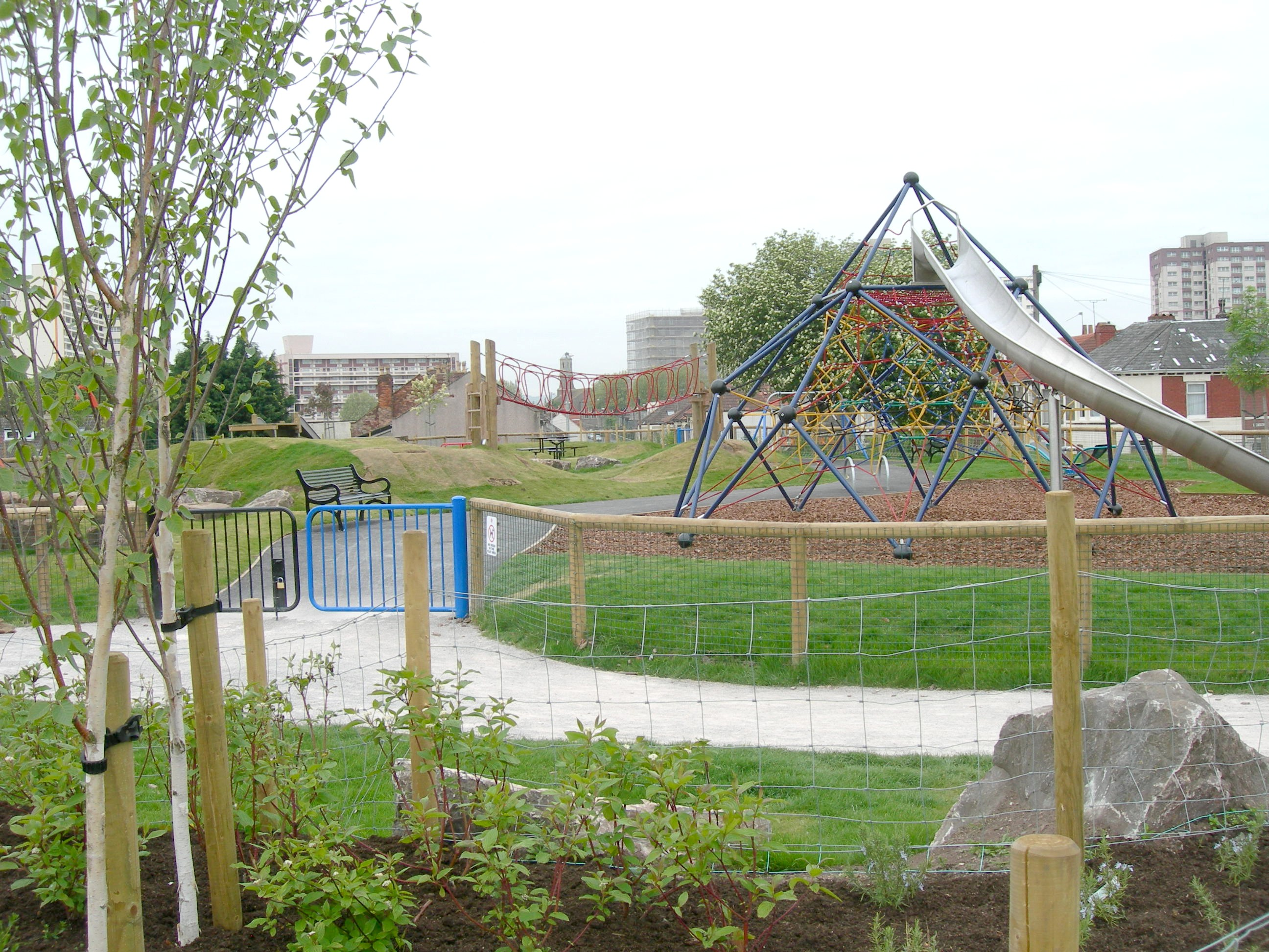 Children S Playgrounds Play Areas And Parks In Bristol