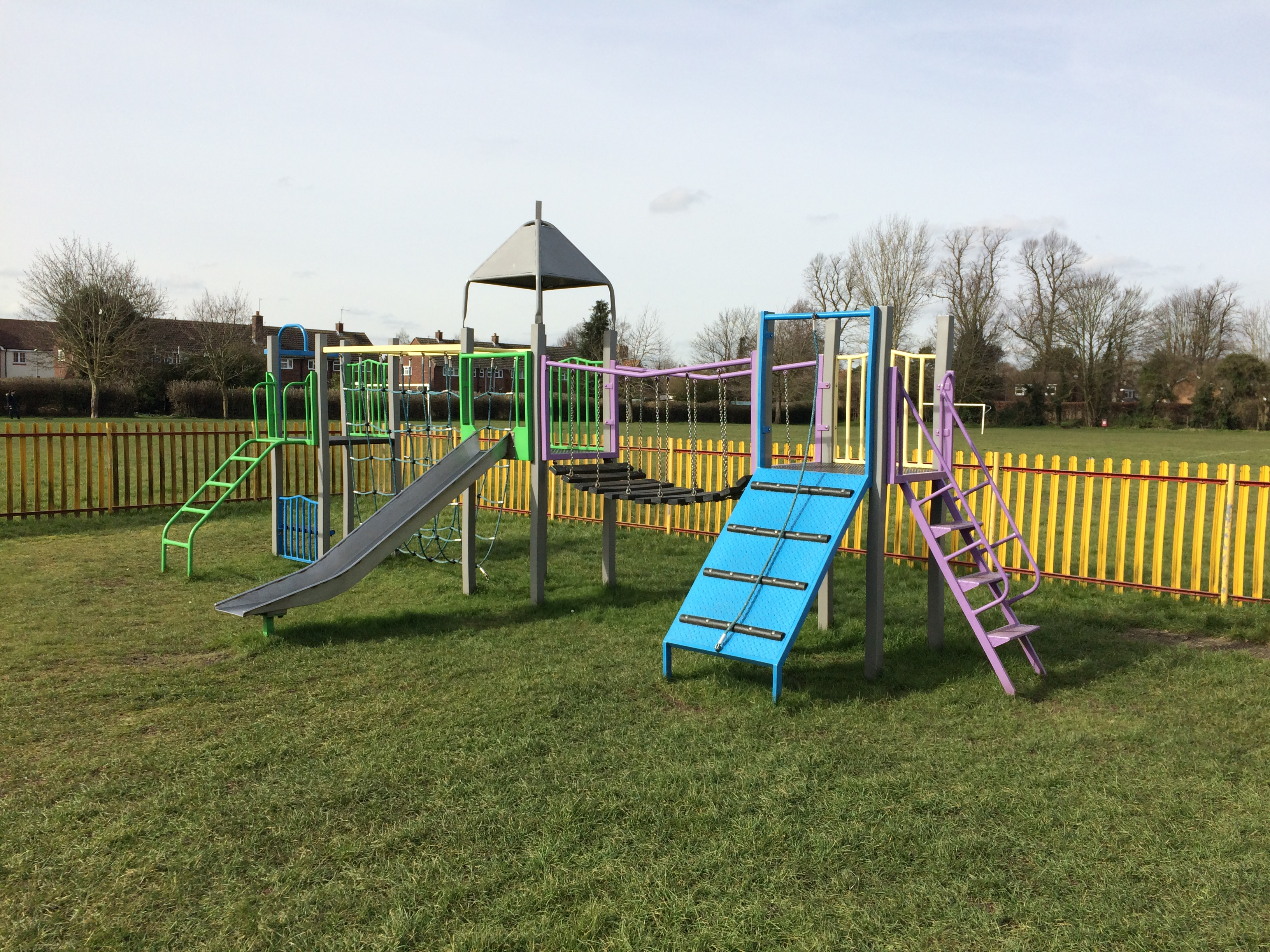Caldecott Play Area