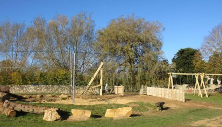 Combe Play Area and Recreation Ground