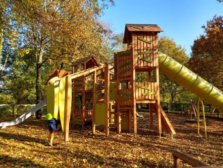 The Nature Discovery Centre Adventure Playground