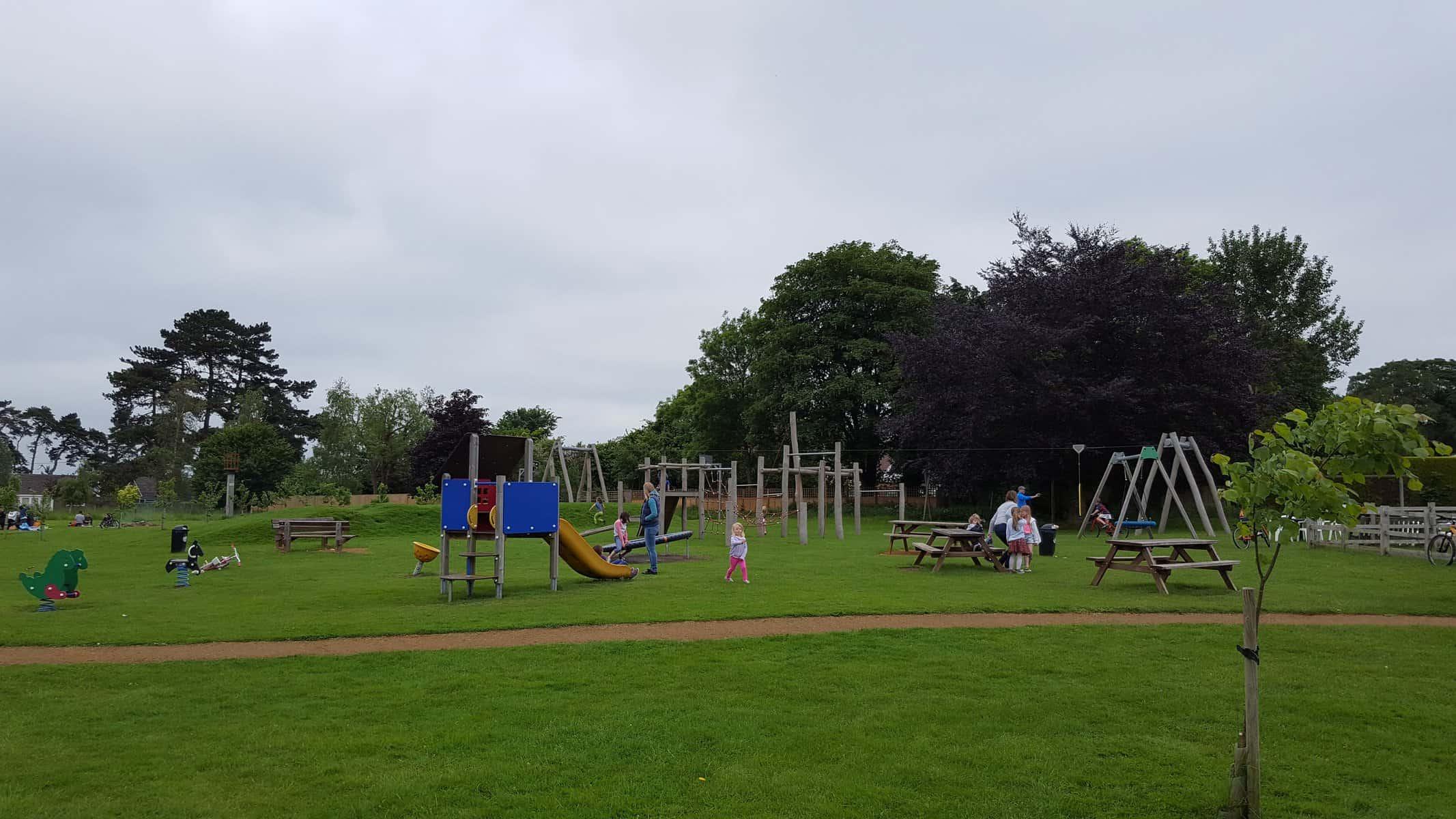 South Stoke Recreation Ground