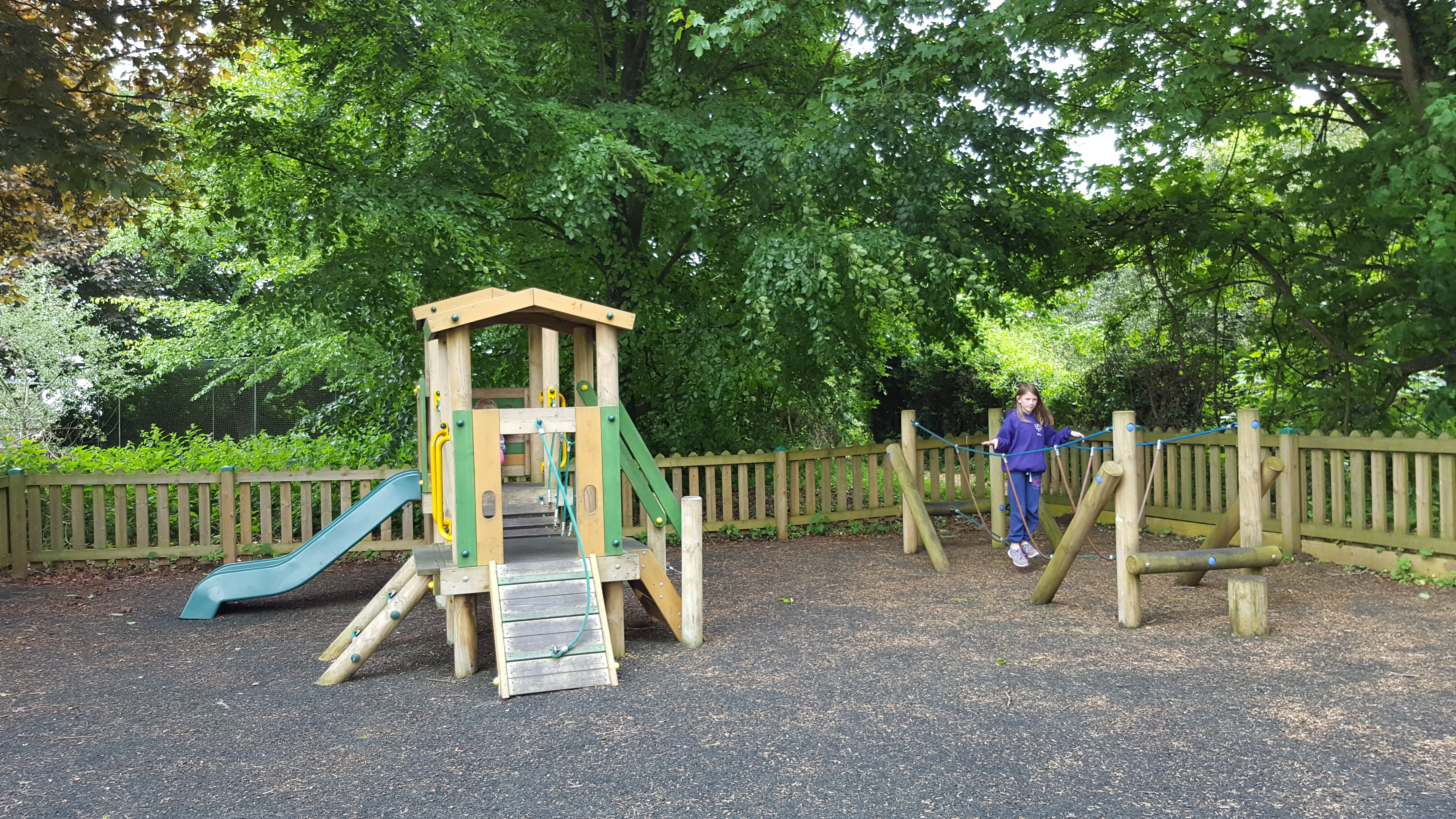 The Aldworth Jubilee Playground