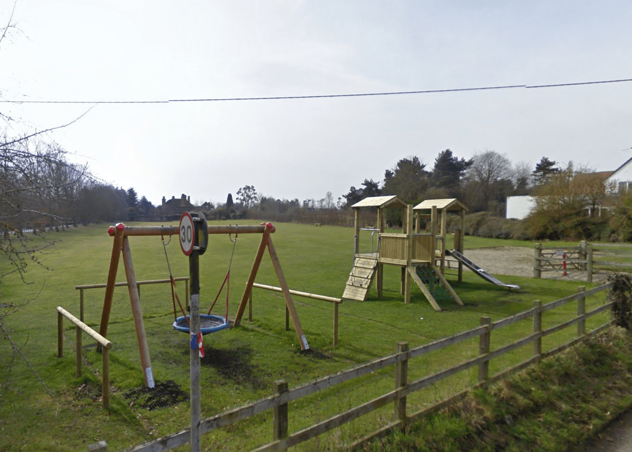 Tidmarsh Play Area