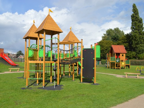 Playgrounds Play Areas And Play Parks Near Collingham