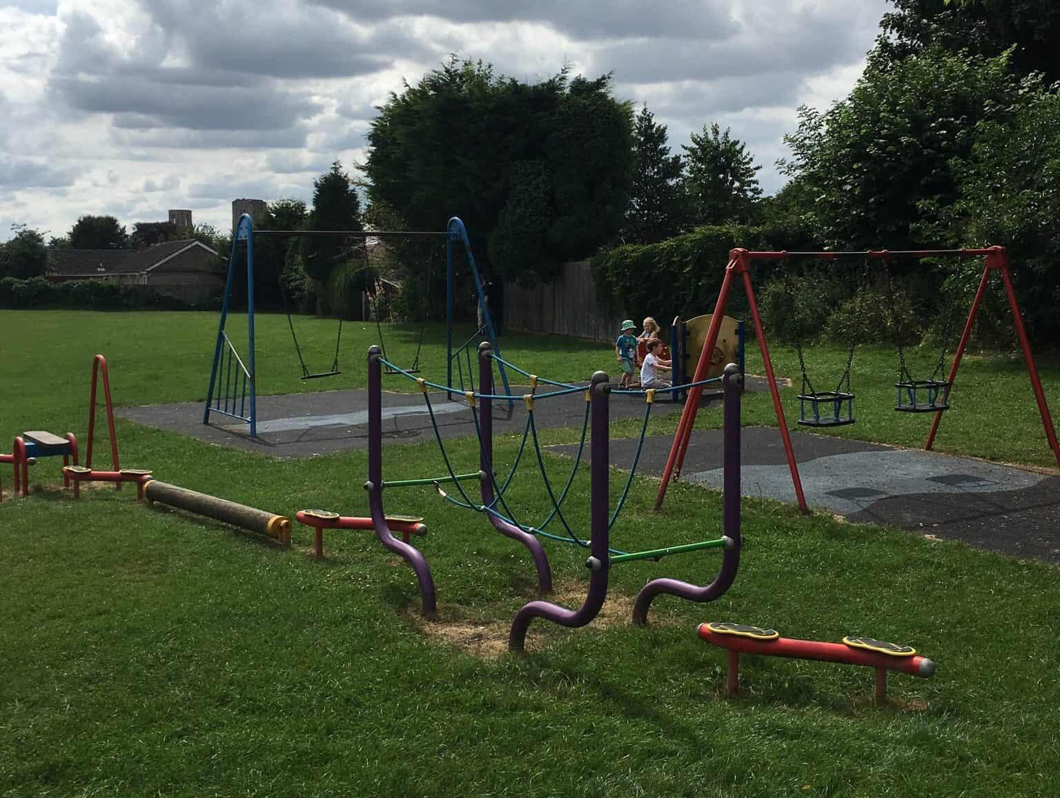 Rothbury Road Playground