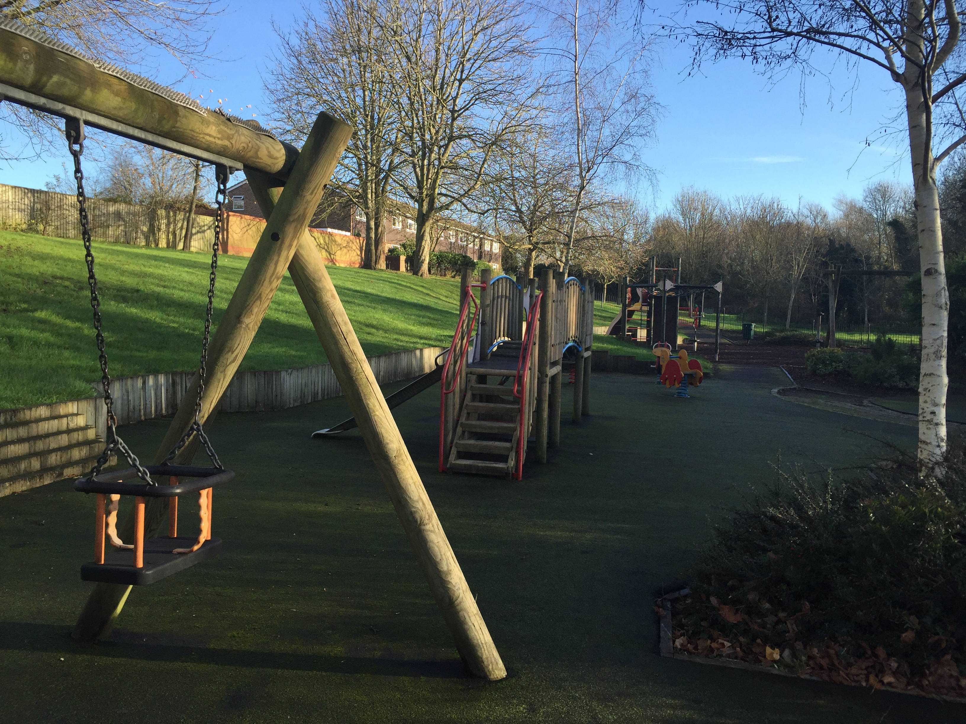 The Chestnuts Play Area
