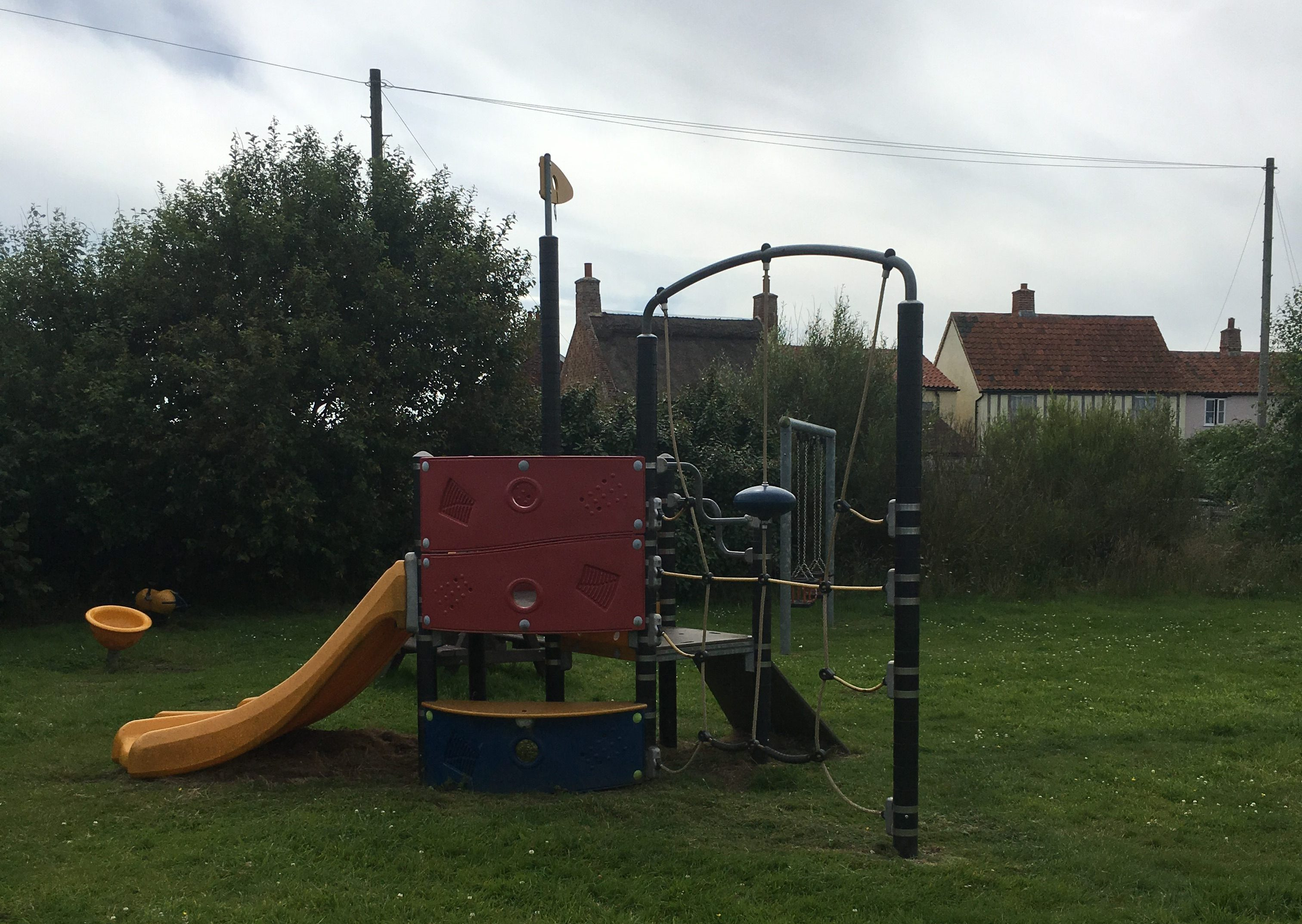 Sea Palling Playground