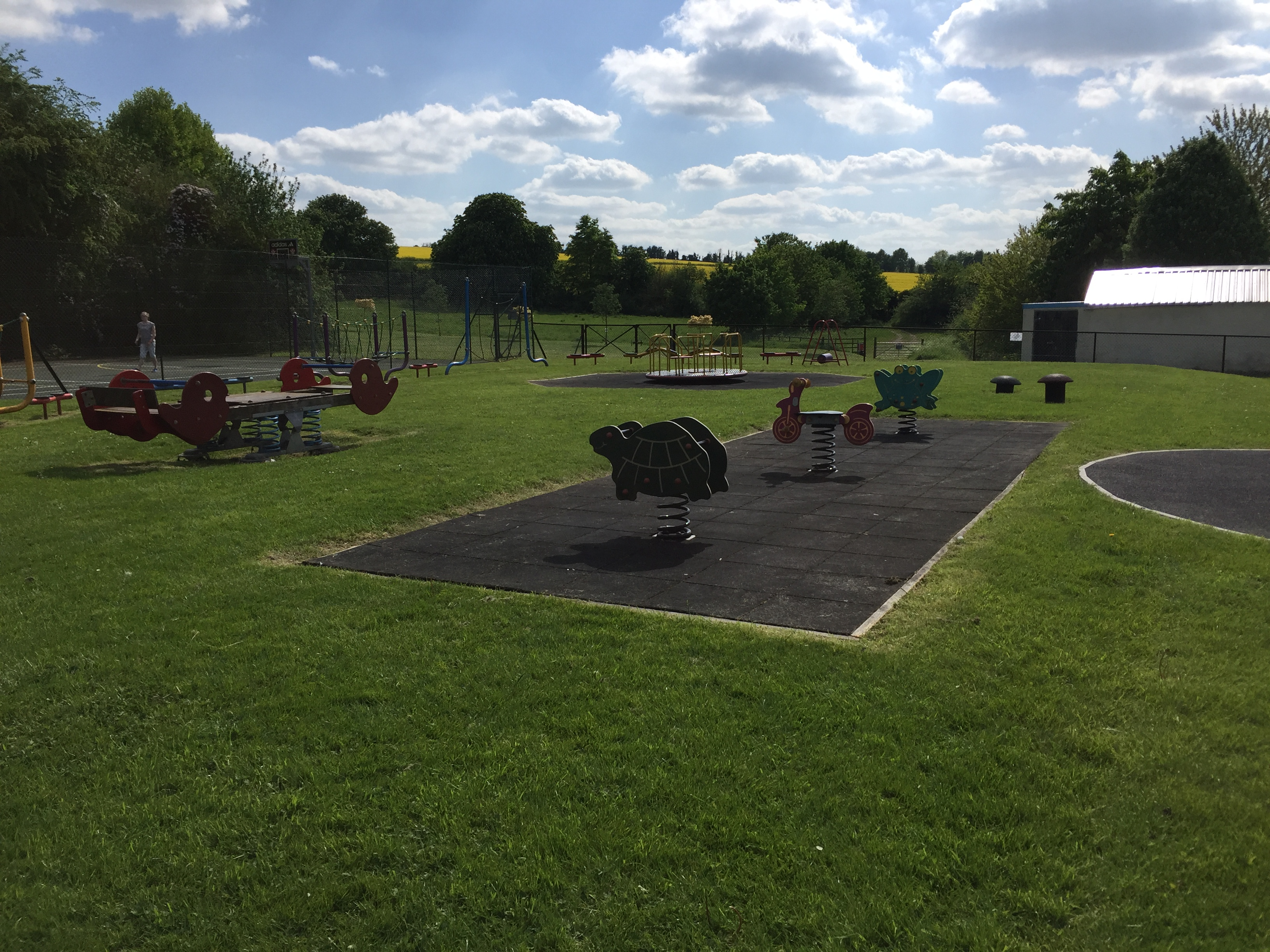 East Challow Recreation Ground