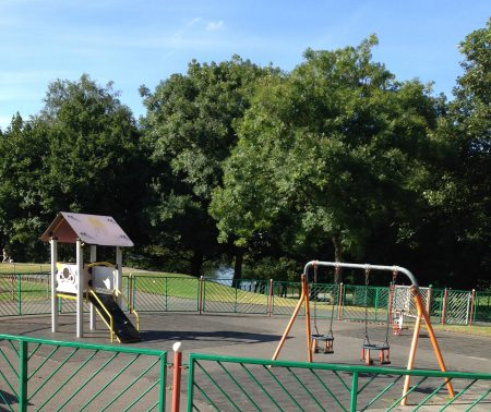 Pontefract Racecourse Park Play Area