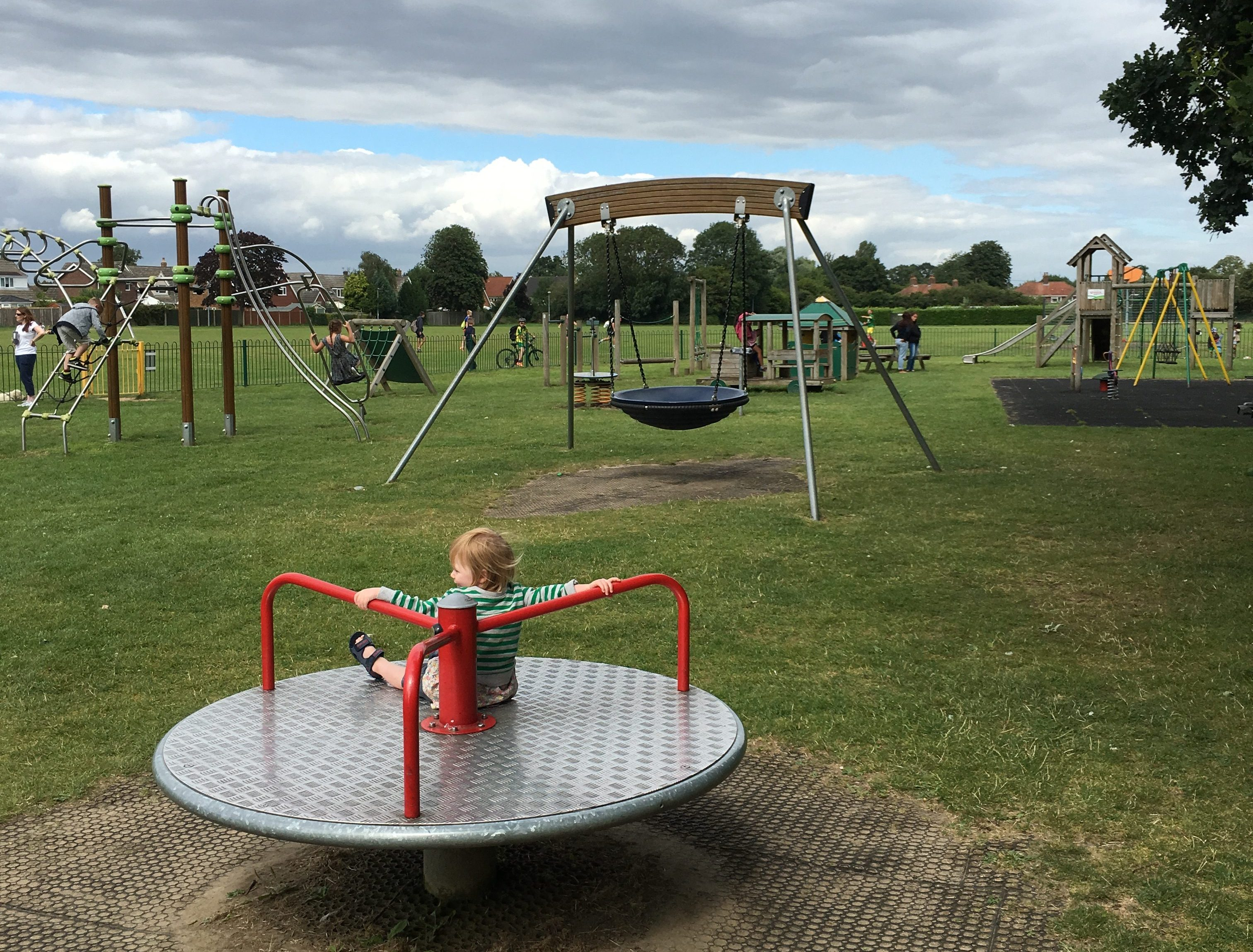 Hethersett Memorial Ground Play Area