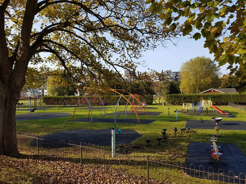 Rye Recreation Ground Play Area Rye East Sussex