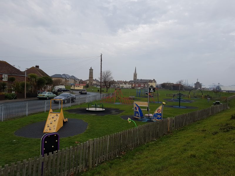 Harwich Peninsula Playground Harwich Essex Freeparks Co Uk