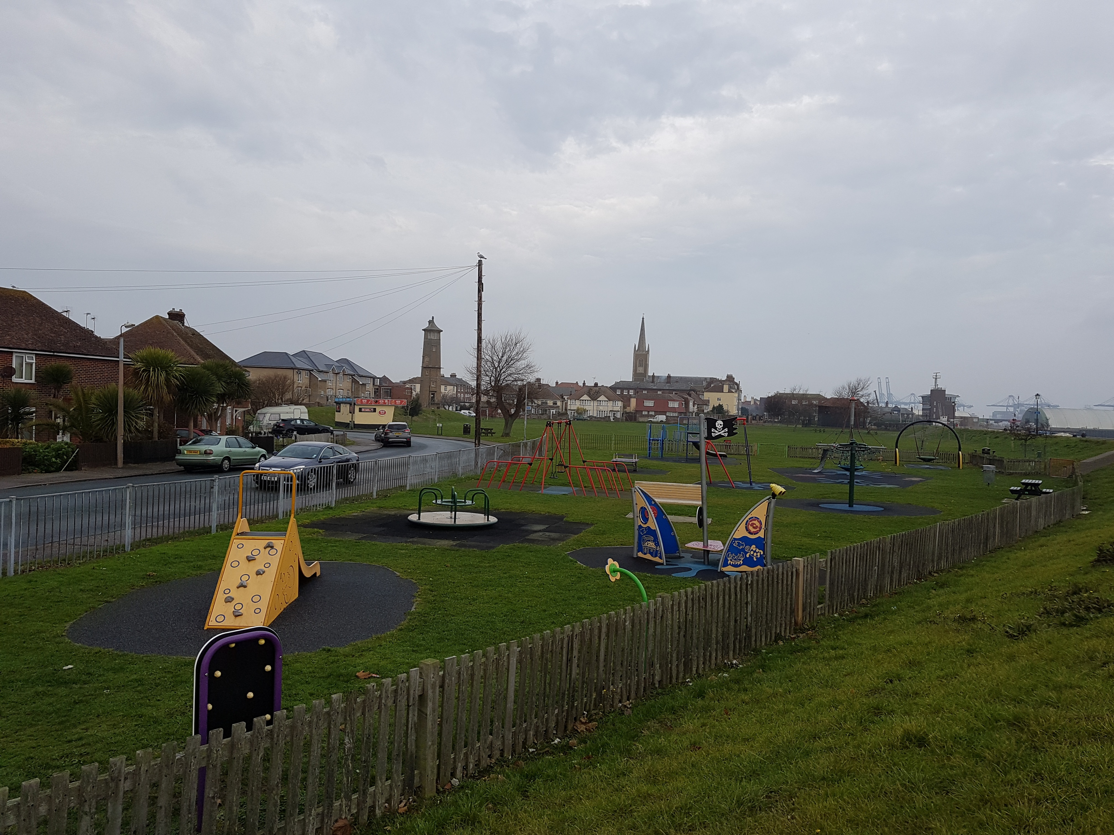 Harwich Peninsula Playground