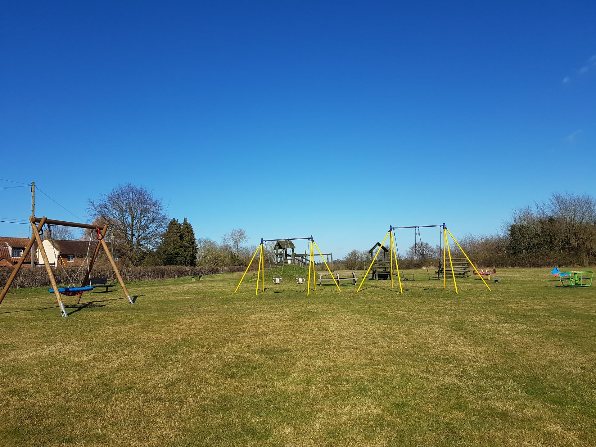 Gedding Park and Playground