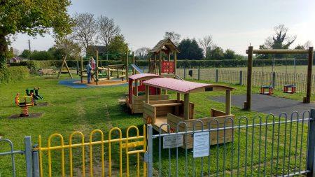 Little Melton Playground, Norwich