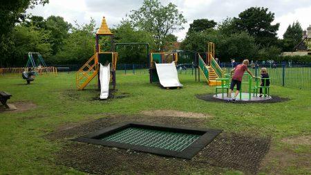 The Glebe Play Park