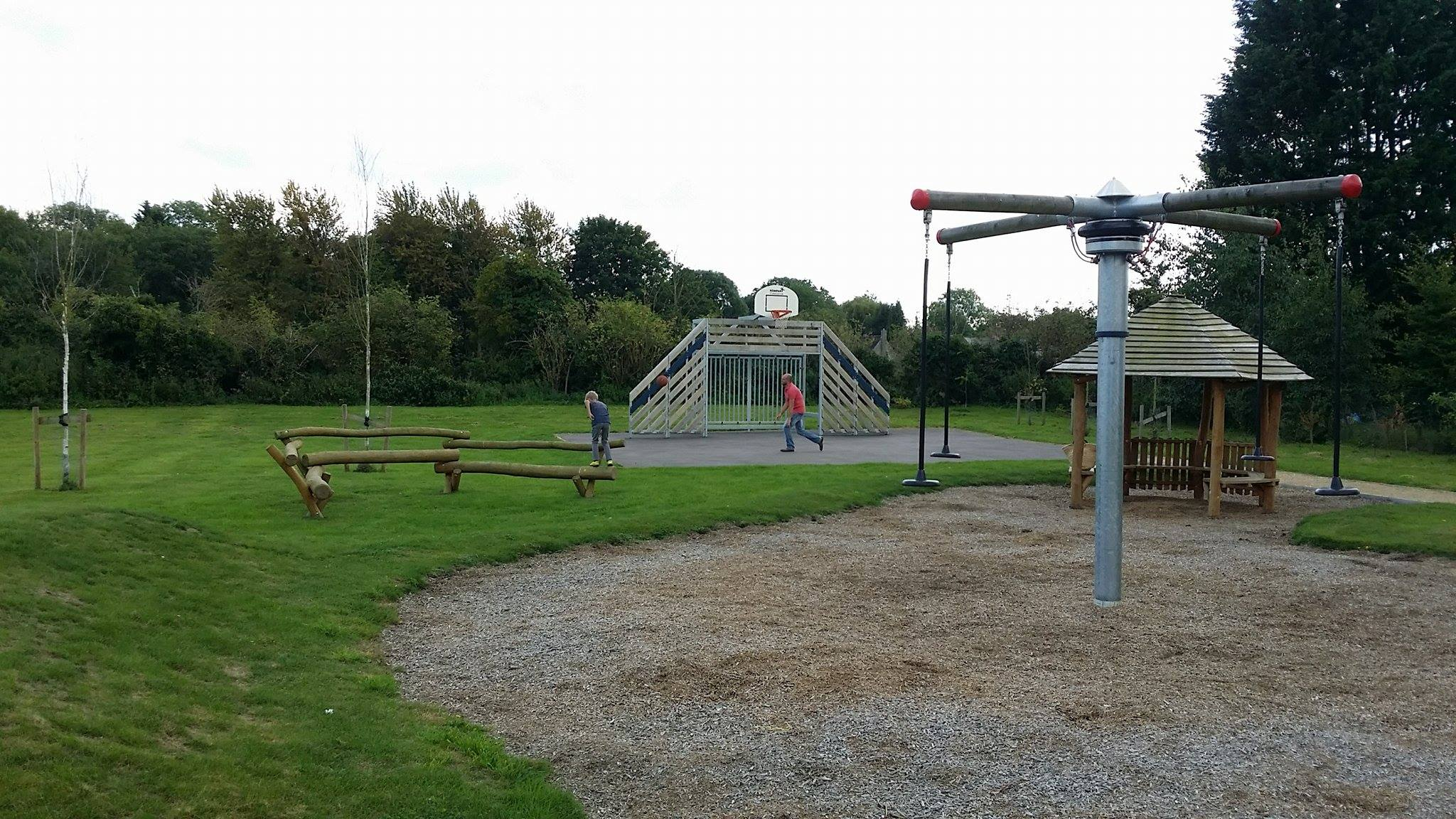Jubilee Field Playground
