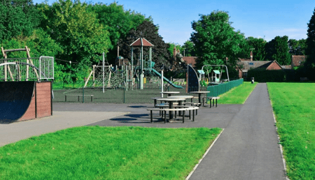 Barford Park and Playground