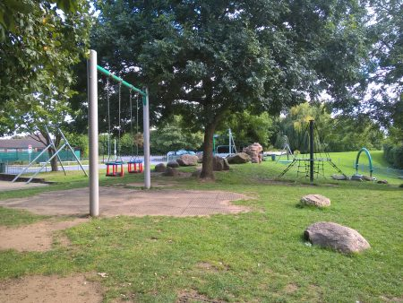 Woodford Park and Playground