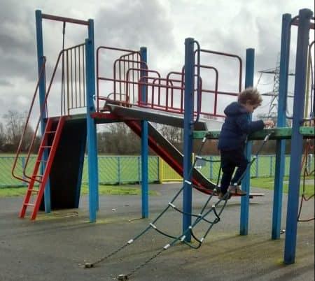 Oatlands Road Recreation Ground