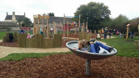 Oxlease Play Area
