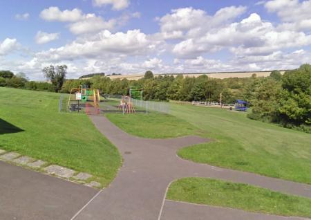 Rabley Wood Playground