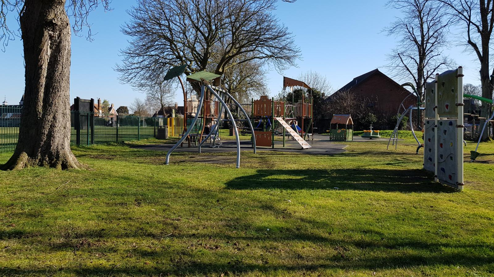 Jubilee Park and Recreation Ground
