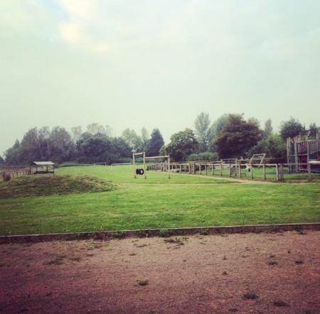 Upton Snodsbury Playground