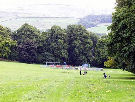 Aireville Park Playground