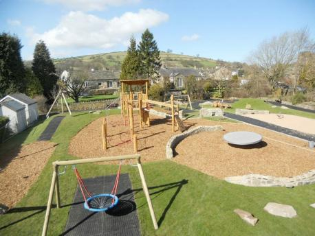 Cononley Park Playground