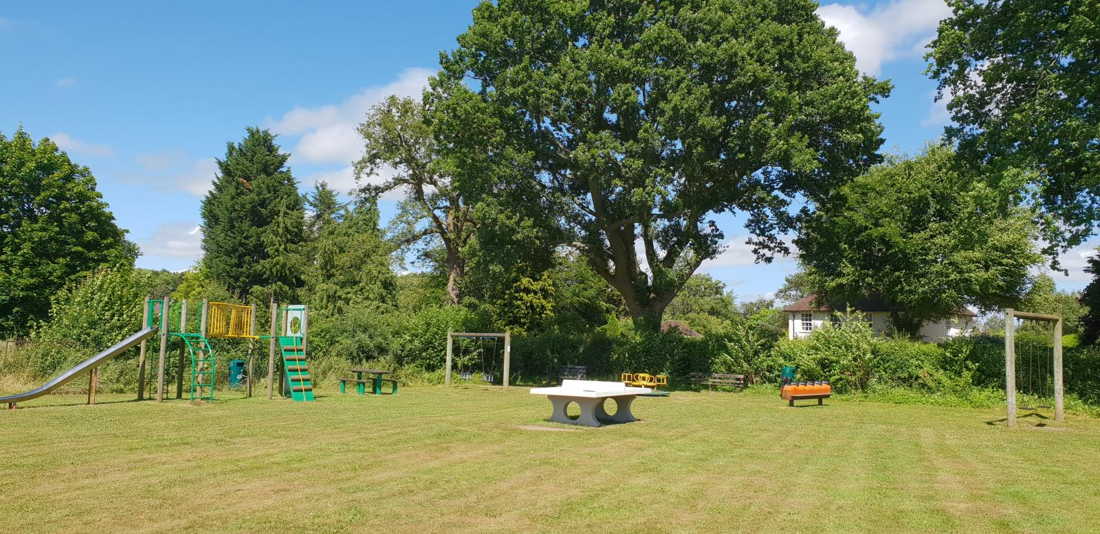 Whitchurch Hill Recreation Ground Play Area