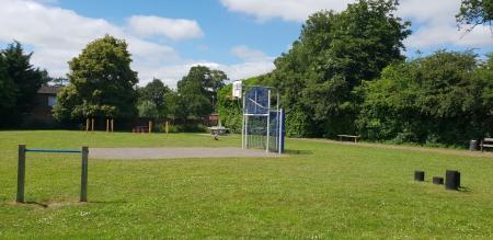 Woodcote Folly Field Play Area