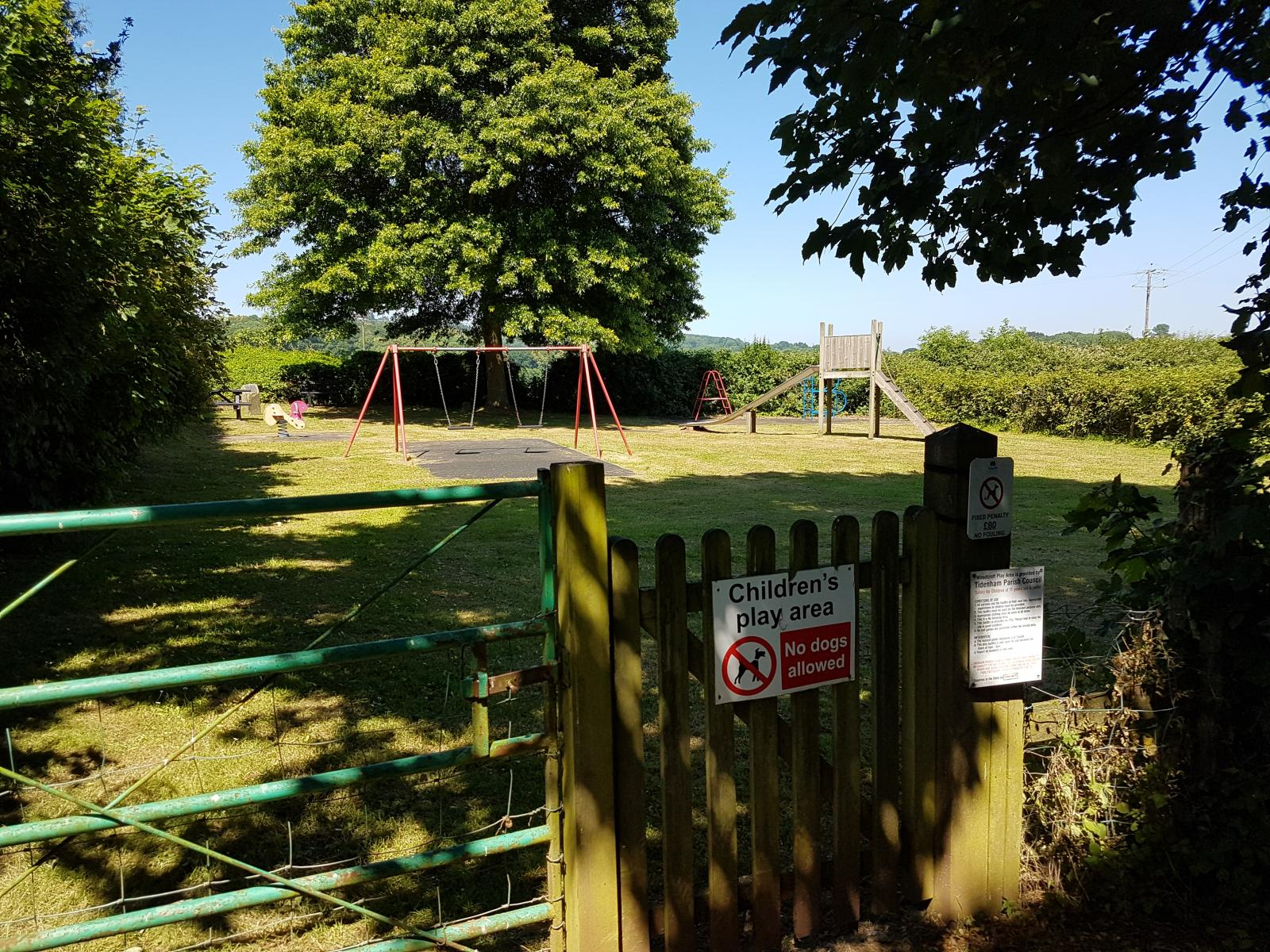 Woodcroft Lane Play Area