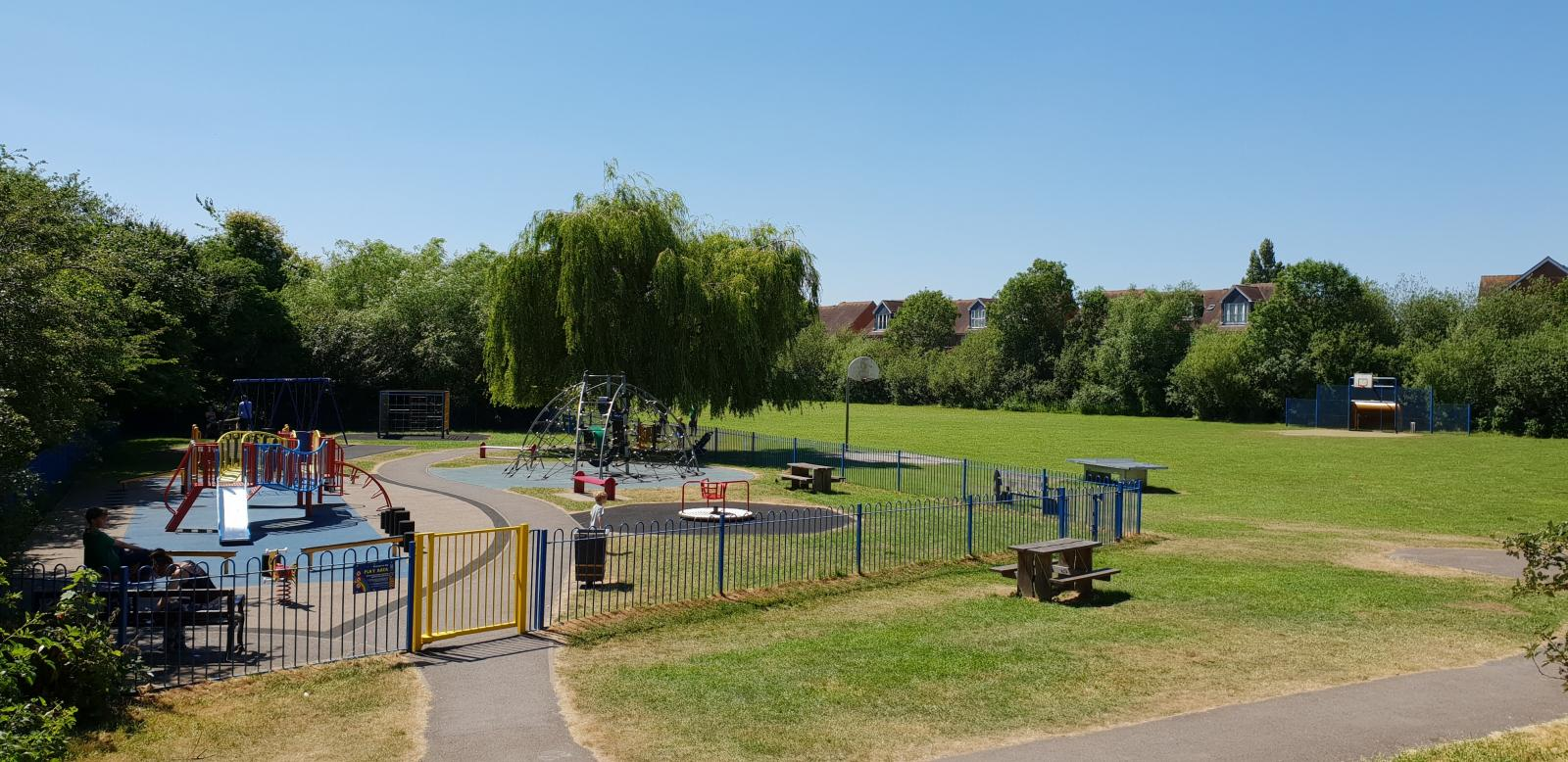 Aristotle Park Playground