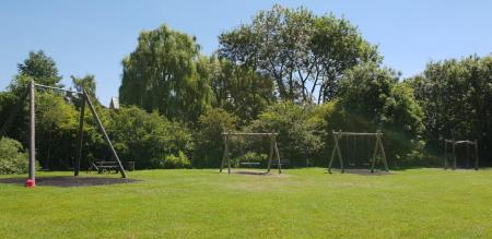 Aristotle Park Playground