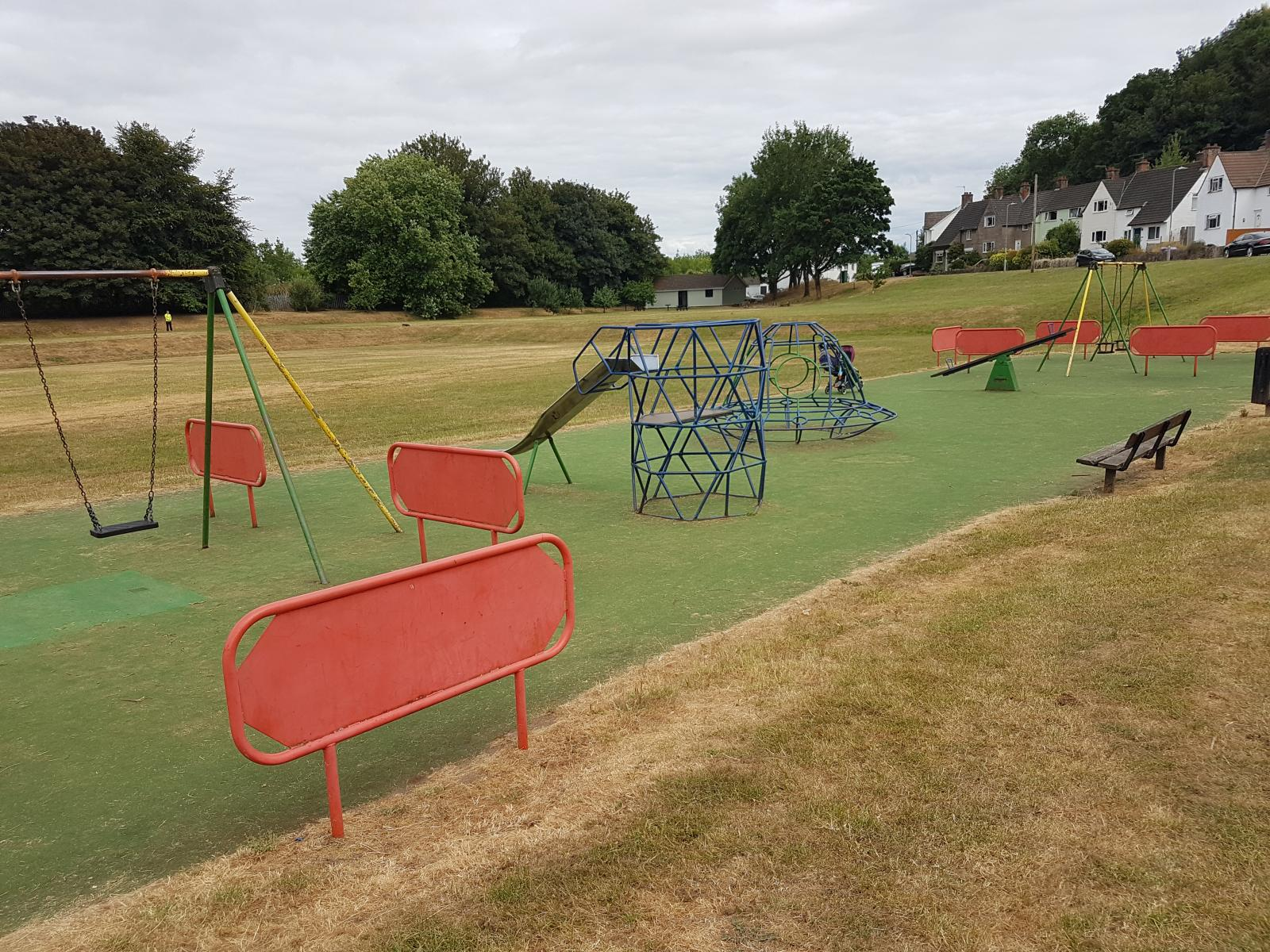 Hardwick Garden City Playground