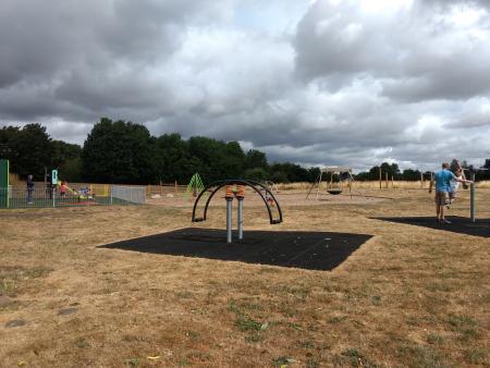 Mason Avenue Park Playground