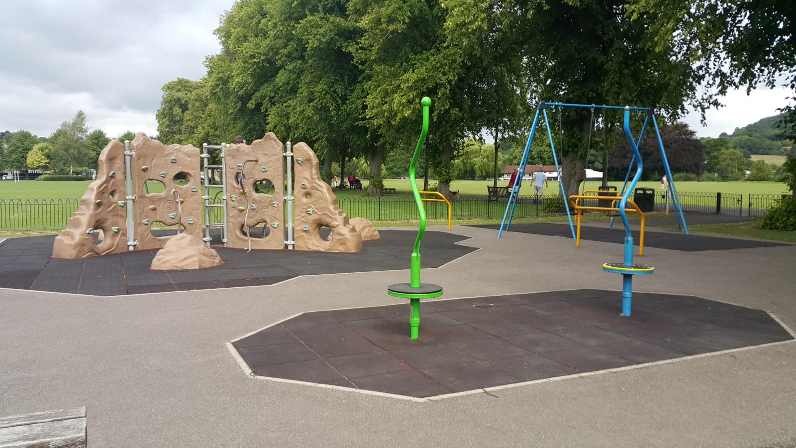 Bakewell Recreation Ground Play Area