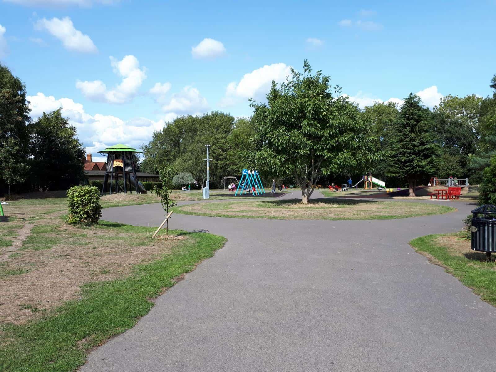 Sol Joel Park Playground