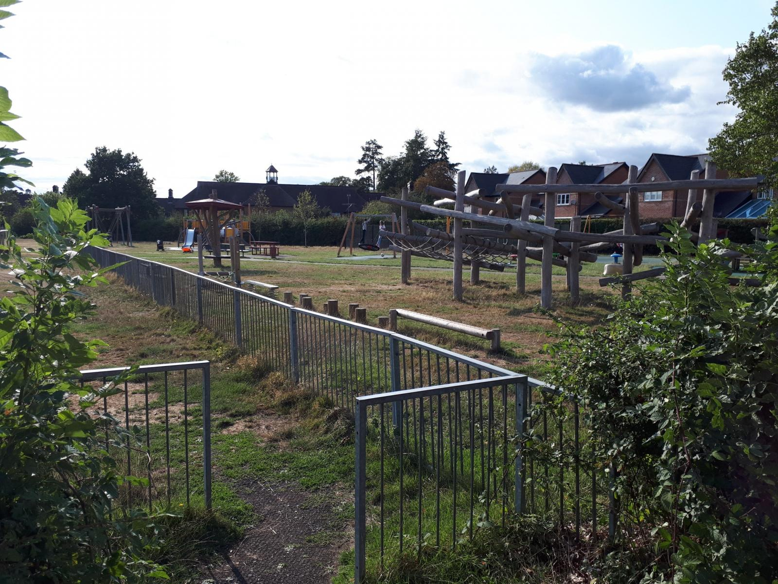 Emmer Green Recreational Ground Play Area
