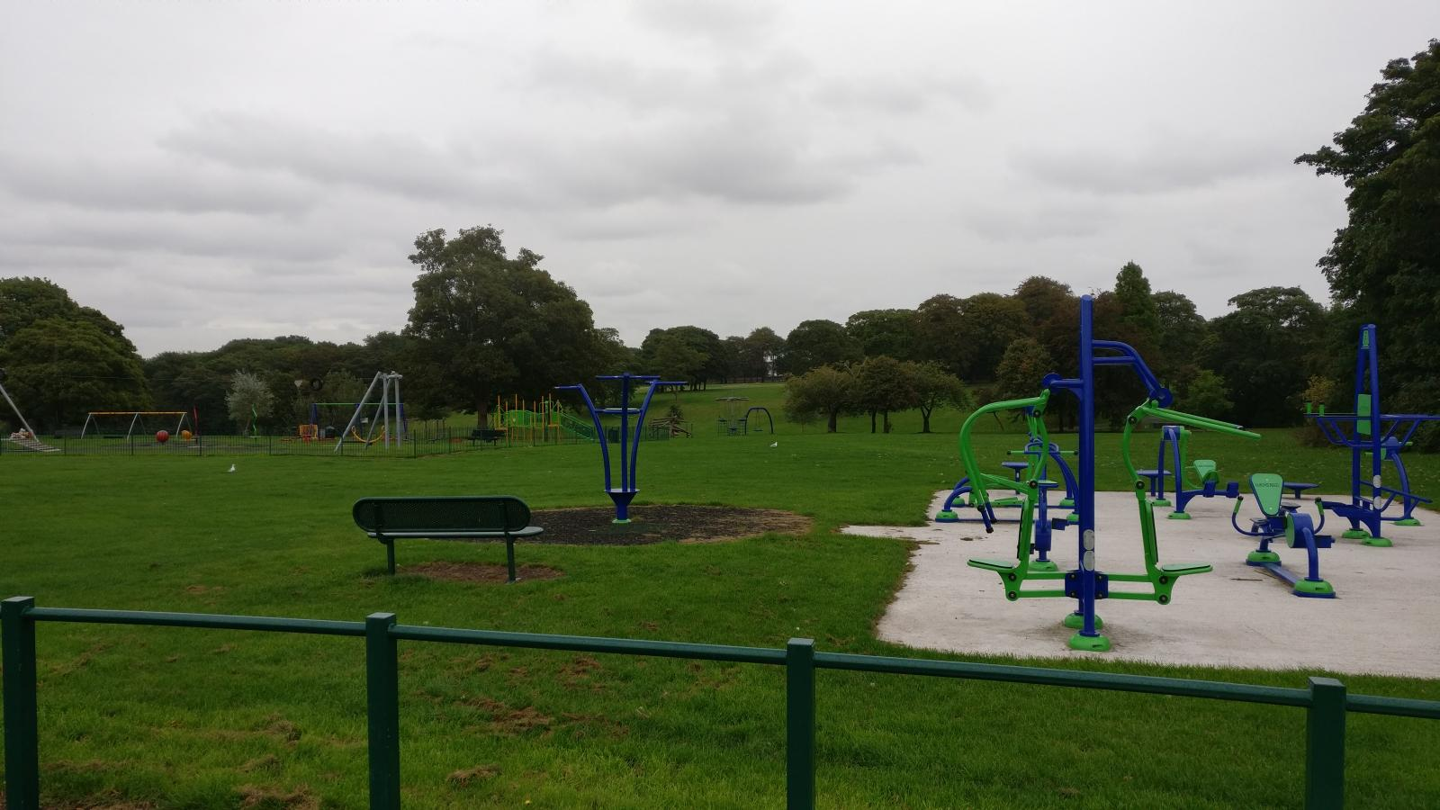 Sherdley Park Playground