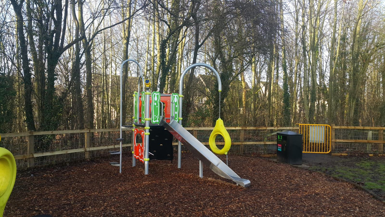Ralegh Crescent Play Area