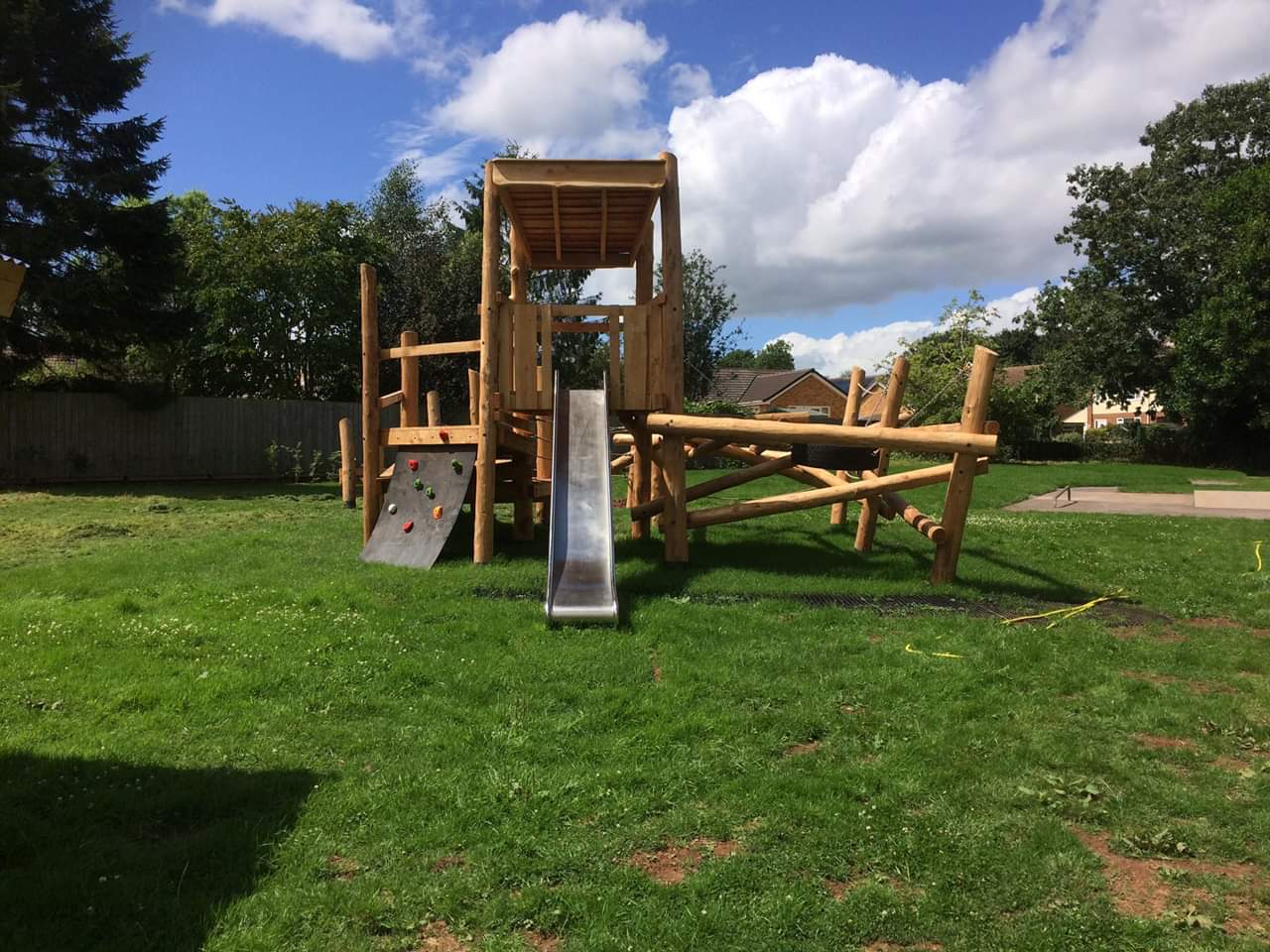 Sampford Peverell Play Park