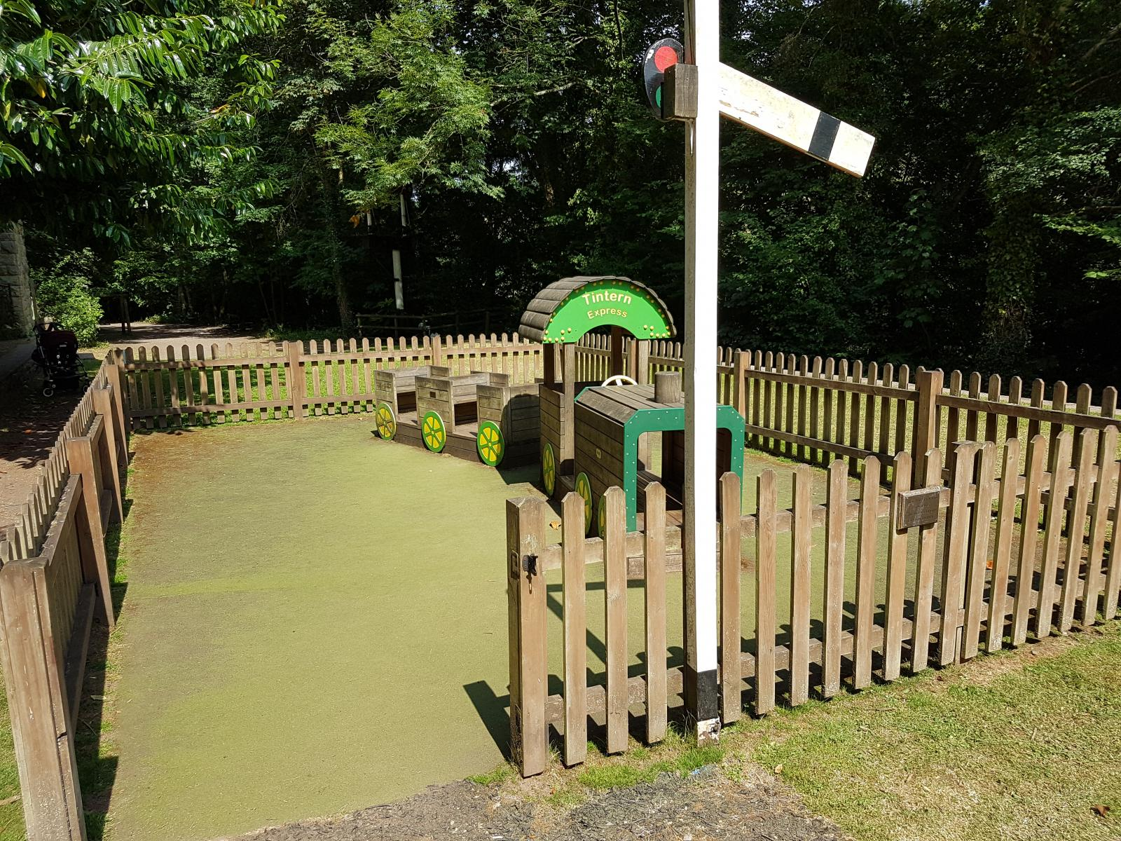 Tintern Old Station Play Area