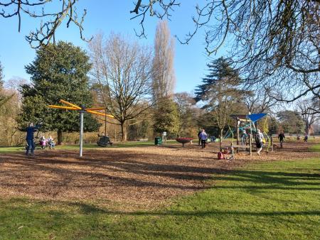 Victoria Park Play Area