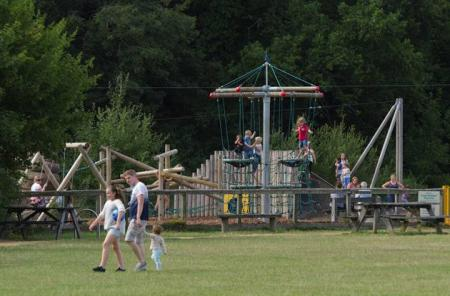 Itchen Valley Country Park Playground