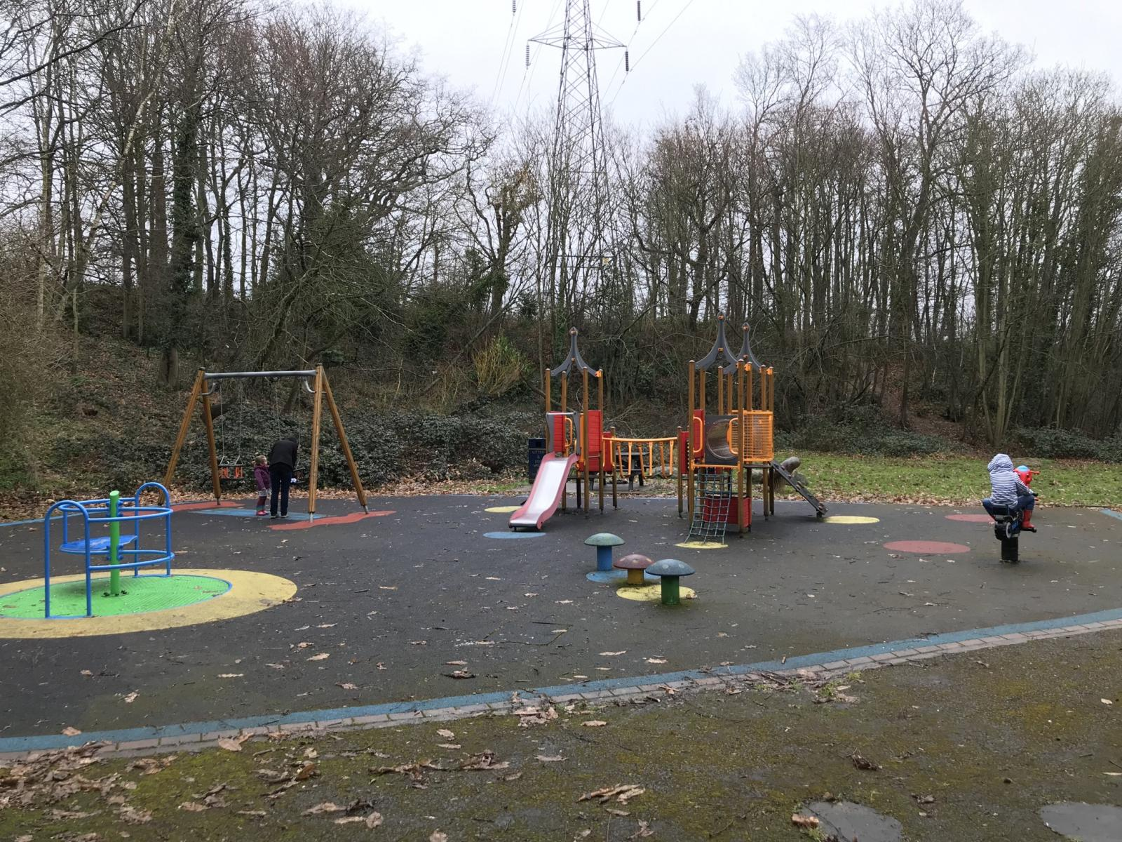 Upper Fulling Pits Play Area