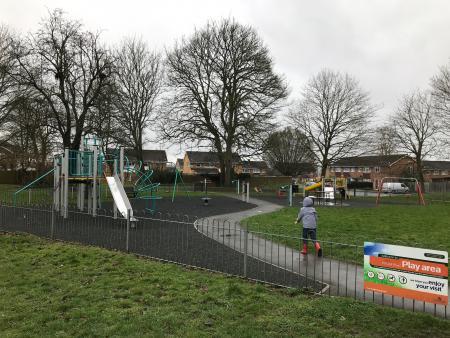 Ashurst Road Play Area