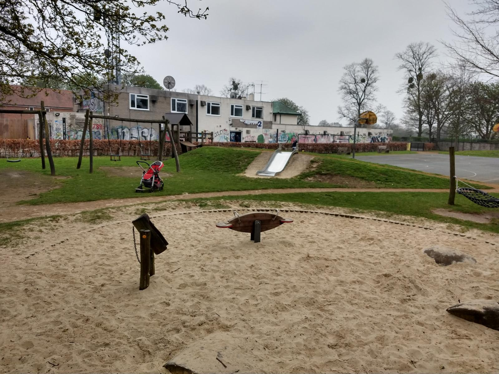 Alexandra Courts Children's Playground